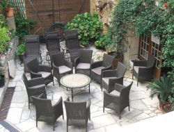 Bed and Breakfast close to Nimes in France.