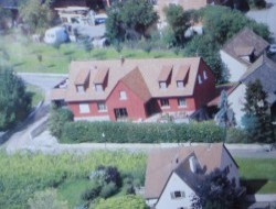 Holiday accommodation in Riquewihr in Alsace.