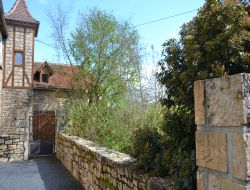 Holiday rental close to Padirac cave in Midi Pyrenees near Prudhomat