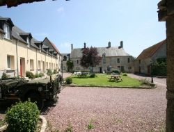 Holiday cottages close to D-Day beach in Normandy