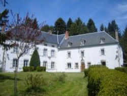 B & B in the Limousin in France