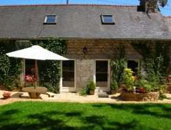Holiday cottage in the Brittany.