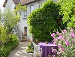 Holiday cottage in the Auvergne.