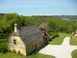 Holiday home close to Lascaux cave in Aquitaine.