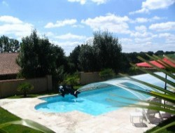 Holiday home with heated pool in Vendee. near Clisson