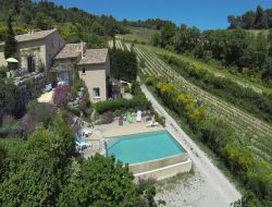 vacation rental in drome near Richerenches