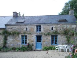 Holiday home close to Vannes in the Brittany. near Saint Avé