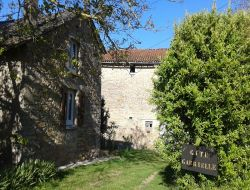 Holiday cottage close to Millau in France. near Cornus
