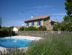 Large holiday home in the south of France near Manas