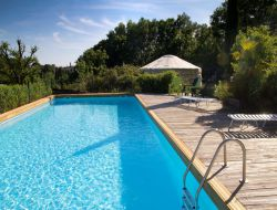 Holidays in yurt in the languedoc roussillon