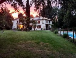 B & B in the Tarn et Garonne, Midi Pyrenees