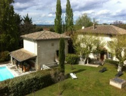 B & B with swimming pool in the Drome, Rhone Alps. near Vassieux en Vercors