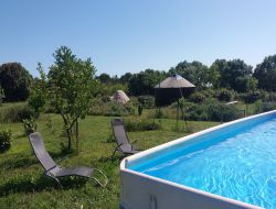 Unusaul stay in yurt or teepee in the Languedoc. near Saint Jean de la Blaquiere