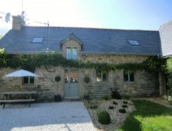 Holiday cottage in center Brittany