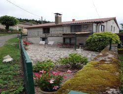 Holiday cottage in Auvergne.