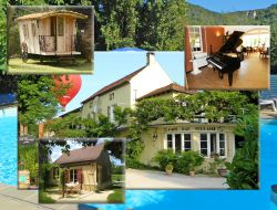 B & B close to Sarlat in Aquitaine