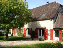 Holiday home near Rocamadour in the Lot near Saint Denis les Martel