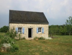 Holiday home in the south Brittany in France. near Scaer