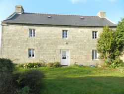 Holiday home close to Quimper in Brittany near Pleyben