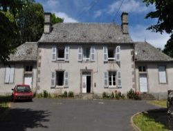 Holiday cottage in the Cantal, Auvergne near Badailhac