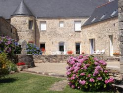 B & B close to Lorient in south Brittany.