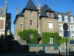B & B in Saint Malo in France. near Mont Dol