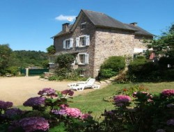 Self-catering apartment in north Brittany.