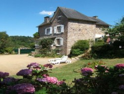 Seaside B&B in noth Brittany.