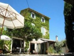 Holiday home near Avignon in France. near Villedieu