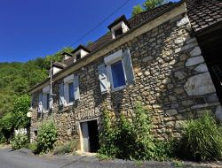 Holiday cottage close to Souillac in the Lot.