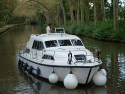Hire of boats in France