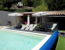 Holiday cottage close to Anduze and Nimes in France. near Boisset et Gaujac