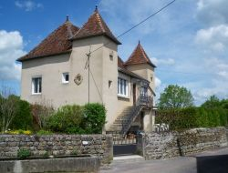 Holiday home near Cluny in Burgundy, France.
