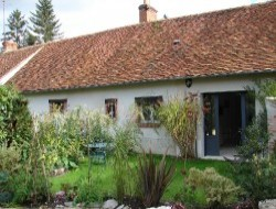 Holiday cottage close to Chateaux de la Loire in France.