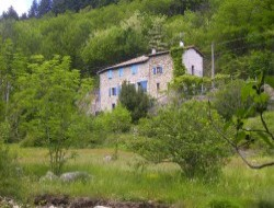Holiday home in south Ardeche, Rhone Alps region.