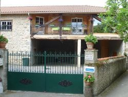 Holiday cottage near Lourdes in France.