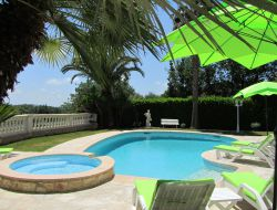Holiday homes with pool in Provence near Andon