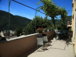 Holiday cottage near Millau in Midi Pyrenees near Aguessac