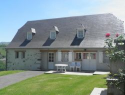 Holiday cottage close to Lourdes in the Pyrenees near Sère Lanso