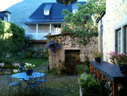 Holiday cottages in pyrenean ski resort.