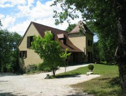 Quercy Chambre dhote Lot (46)