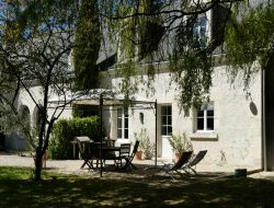 Holiday home close to Blois in France.