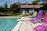 Holiday home near Nimes, Uzes and Avignon in France. near Uzes