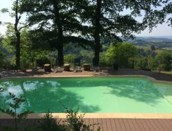 Holiday cottages in French Pyrenees mountains