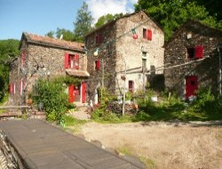 Holiday homes with swimming pool in the Languedoc Roussillon.