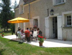 Gîte près de Chenonceau, Loir et Cher.