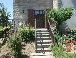 Holiday cottage close to Millau in France. near Castelnau Pegayrols