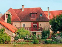 Holiday home near Perigueux in Dordogne, Aquitaine. near Sorges