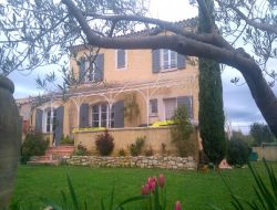 B&B near Nimes and Anduze in the Languedoc Roussillon.