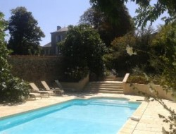 Holiday cottage with swimming pool in Vendee, Loire Area.